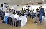 (c) 2017 - Sport, Billard, Pressekonferenz Atlantic Challenge Cup und Euro Tour in Klagenfurt. - Bild zeigt: Medienvertreter. pressefotos, sportfoto, sportfotos, kärnten, kaernten, pressefoto, oskar, höher, wolfgang, jannach, sport, wirtschaft, kultur, politik, innenpolitik, außenpolitik, lokal, chronik, fotos, fotografie, fotographie, canon, eos, 1d, mark IV, mark 4, fotopool, powerpixx, höherfoto, hoeherfoto, klagenfurt, villach, wolfsberg, spittal, feldkirchen, völkermarkt, voelkermarkt, lienz, osttirol, hermagor, archiv, fotoarchiv, photo, photoarchiv, kleine, zeitung, kleinzeitung, ktz, kärntner tages zeitung, kärntner woche, kärntner, woche, kronen zeitung, krone, kronen, zeitung, sportfotographie, sportfotografie, kurier, kärntner monat, monatsmagazin, tageszeitung, wochenzeitung, gratiszeitung, fußball, fussball, eishockey, icehockey, tennis, basketball, handball, volleyball, beachvolleyball, schi, ski, ski alpin, ski nordisch, schi nordisch, nordisch, langlaufen, schispringen, skispringen, biathlon
