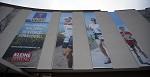 (c) 2014 - Laufsport, Kärnten läuft 2014, Halb- und Viertelmarathon. - Bild zeigt: Werbebanner am Seepark-Hotel. pressefotos, sportfoto, sportfotos, kärnten, kaernten, pressefoto, oskar, höher, wolfgang, jannach, sport, wirtschaft, kultur, politik, innenpolitik, außenpolitik, lokal, chronik, fotos, fotografie, fotographie, canon, eos, 1d, mark IV, mark 4, fotopool, powerpixx, höherfoto, hoeherfoto, klagenfurt, villach, wolfsberg, spittal, feldkirchen, völkermarkt, voelkermarkt, lienz, osttirol, hermagor, archiv, fotoarchiv, photo, photoarchiv, kleine, zeitung, kleinzeitung, ktz, kärntner tages zeitung, kärntner woche, kärntner, woche, kronen zeitung, krone, kronen, zeitung, sportfotographie, sportfotografie, kurier, kärntner monat, monatsmagazin, tageszeitung, wochenzeitung, gratiszeitung, fußball, fussball, eishockey, icehockey, tennis, basketball, handball, volleyball, beachvolleyball, schi, ski, ski alpin, ski nordisch, schi nordisch, nordisch, langlaufen, schispringen, skispringen, biathlon